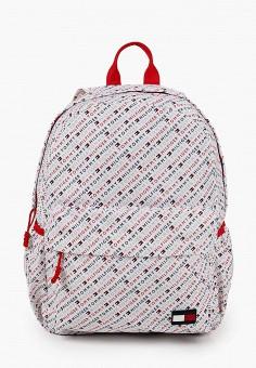 Рюкзак, Tommy Hilfiger, цвет: белый. Артикул: TO263BGKGWL5. Девочкам / Аксессуары