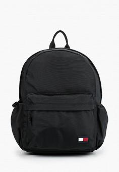 Рюкзак, Tommy Hilfiger, цвет: черный. Артикул: TO263BKKGWL6. Мальчикам / Аксессуары