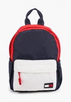 Рюкзак, Tommy Hilfiger, цвет: синий. Артикул: TO263BKKGWL9. Мальчикам / Аксессуары