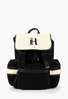 Рюкзак, Tommy Hilfiger, цвет: черный. Артикул: TO263BMFXLD4. Аксессуары / Рюкзаки