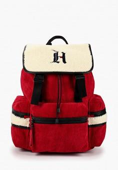 Рюкзак, Tommy Hilfiger, цвет: красный. Артикул: TO263BMFXLD5. Аксессуары / Рюкзаки