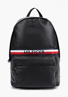 Рюкзак, Tommy Hilfiger, цвет: черный. Артикул: TO263BMHJNJ6. Аксессуары / Рюкзаки