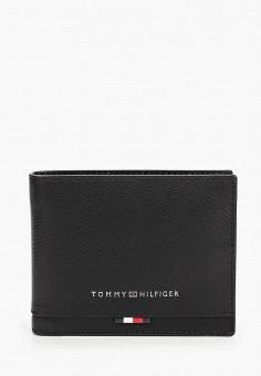 Кошелек, Tommy Hilfiger, цвет: черный. Артикул: TO263BMHXLT5.