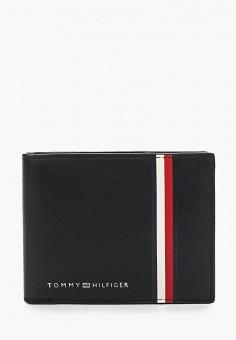 Кошелек, Tommy Hilfiger, цвет: черный. Артикул: TO263BMJWJL0.