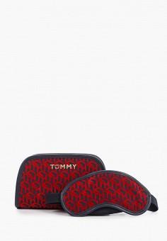 Комплект, Tommy Hilfiger, цвет: красный. Артикул: TO263BWHJNW5. Одежда / Домашняя одежда