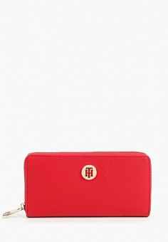 Кошелек, Tommy Hilfiger, цвет: красный. Артикул: TO263BWHXMG1. Аксессуары