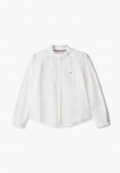 Рубашка, Tommy Hilfiger, цвет: белый. Артикул: TO263EGIBPD7.