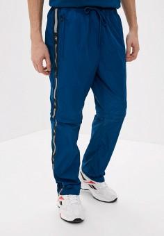 Брюки спортивные, Tommy Hilfiger, цвет: синий. Артикул: TO263EMHVBZ9.