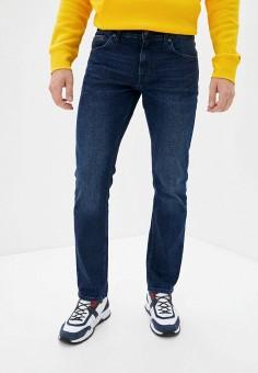 Джинсы, Tommy Hilfiger, цвет: синий. Артикул: TO263EMIVUJ7. Одежда / Джинсы / Прямые джинсы