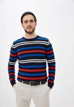 Джемпер, Tom Tailor Denim, цвет: черный. Артикул: TO793EMHQEJ0. Одежда / Джемперы, свитеры и кардиганы / Джемперы и пуловеры