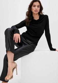 Водолазка, Trussardi, цвет: черный. Артикул: TR002EWHKVJ8. Одежда / Джемперы, свитеры и кардиганы / Водолазки