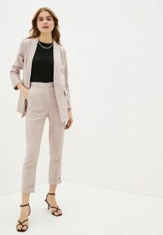 Костюм, TrendyAngel, цвет: розовый. Артикул: TR015EWIYQW4. Одежда / Пиджаки и костюмы