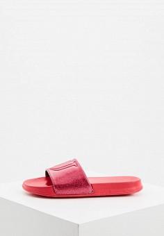 Сланцы, Trussardi Jeans, цвет: красный. Артикул: TR016AWHSPH6. Обувь / Резиновая обувь