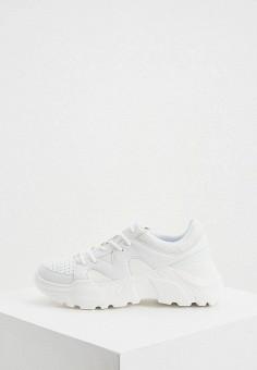 Кроссовки, Trussardi Jeans, цвет: белый. Артикул: TR016AWJAEC1.