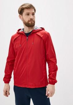 Куртка, Trussardi Jeans, цвет: красный. Артикул: TR016EMHKTQ7.