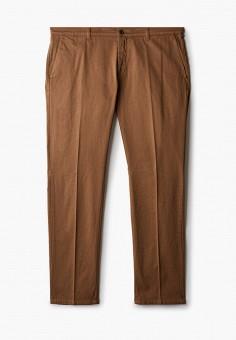 Брюки, Trussardi Collection, цвет: коричневый. Артикул: TR031EMJVHO3. Одежда / Брюки / Повседневные брюки