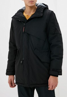Парка, Trailhead, цвет: черный. Артикул: TR428EMHAXU3. Одежда / Верхняя одежда / Парки