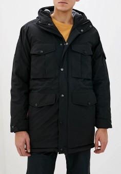Парка, Trailhead, цвет: черный. Артикул: TR428EMHAXU7. Одежда / Верхняя одежда / Парки