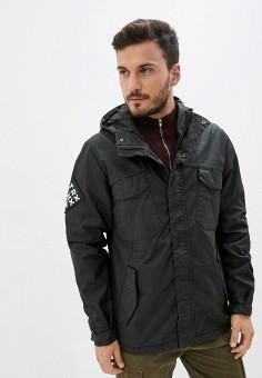 Куртка, Trailhead, цвет: черный. Артикул: TR428EMKAKY3. Одежда / Верхняя одежда / Демисезонные куртки