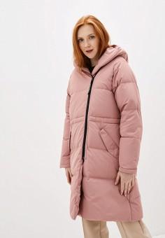 Пуховик, Trailhead, цвет: розовый. Артикул: TR428EWHFIB0. Одежда / Верхняя одежда / Пуховики и зимние куртки / Пуховики