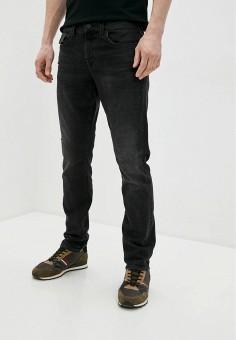 Джинсы, True Religion, цвет: черный. Артикул: TR799EMIOYY2. Одежда / Джинсы / Прямые джинсы
