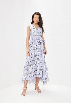 Платье, Tutto Bene, цвет: фиолетовый. Артикул: TU009EWEXNP4.