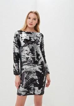 Платье, Tutto Bene, цвет: черный. Артикул: TU009EWEXNT9.