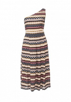 Платье, Tutto Bene, цвет: мультиколор. Артикул: TU009EWIND81.