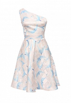 Платье, Tutto Bene, цвет: розовый. Артикул: TU009EWRCT18.