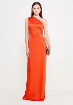 Платье, Tutto Bene, цвет: коралловый. Артикул: TU009EWUWI29.