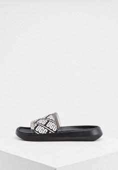 Сланцы, UGG, цвет: мультиколор. Артикул: UG002AWHWUA3. Обувь / Резиновая обувь