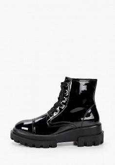 Ботинки, Ulёt, цвет: черный. Артикул: UL003ABKCOO9. Мальчикам / Обувь / Ботинки