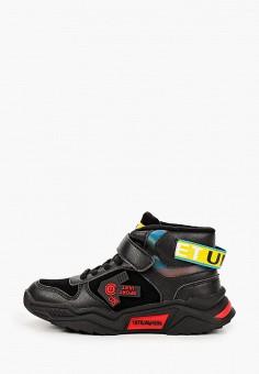 Кроссовки, Ulёt, цвет: черный. Артикул: UL003ABKCPK9. Мальчикам / Обувь / Кроссовки и кеды