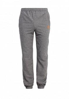 Брюки спортивные, Umbro, цвет: серый. Артикул: UM463EMICW40. Одежда / Брюки / Спортивные брюки