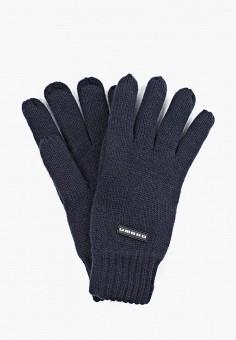 Перчатки, Umbro, цвет: синий. Артикул: UM463HUJO041. Аксессуары / Перчатки и варежки