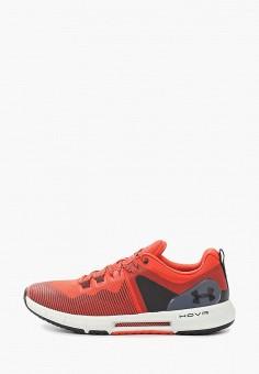 Кроссовки, Under Armour, цвет: красный. Артикул: UN001AMHFUX4. Обувь