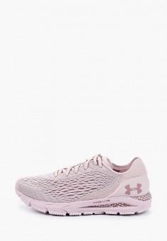 Кроссовки, Under Armour, цвет: розовый. Артикул: UN001AWHZMT3.