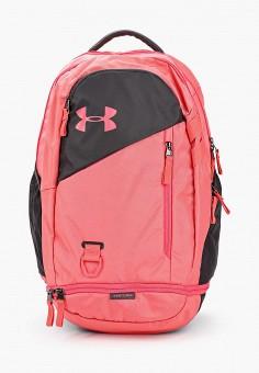 Рюкзак, Under Armour, цвет: розовый. Артикул: UN001BUIQGL5. Аксессуары / Рюкзаки / Рюкзаки