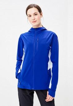 Толстовка, Under Armour, цвет: синий. Артикул: UN001EWABRF0. Одежда / Толстовки и свитшоты