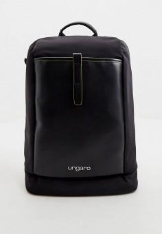 Рюкзак, Ungaro, цвет: черный. Артикул: UN005BMJFMG1. Аксессуары / Рюкзаки