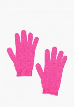 Перчатки, United Colors of Benetton, цвет: розовый. Артикул: UN012DWFUMC8. Аксессуары / Перчатки и варежки