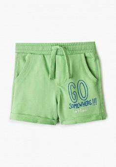 Шорты, United Colors of Benetton, цвет: зеленый. Артикул: UN012EBHYCO3.