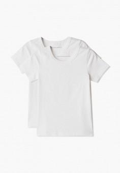Комплект, United Colors of Benetton, цвет: белый. Артикул: UN012EBJZVC5. Мальчикам / Одежда