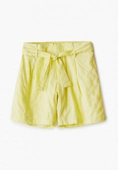 Шорты, United Colors of Benetton, цвет: желтый. Артикул: UN012EGHXYZ7.