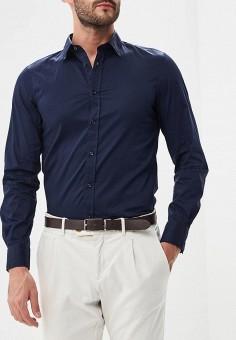Рубашка, United Colors of Benetton, цвет: синий. Артикул: UN012EMBYPI6.