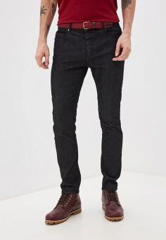 Джинсы, United Colors of Benetton, цвет: черный. Артикул: UN012EMHXAS8. Одежда / Джинсы / Прямые джинсы