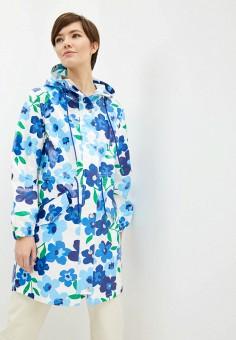Парка, United Colors of Benetton, цвет: белый. Артикул: UN012EWHXUN6. Одежда / Верхняя одежда / Парки