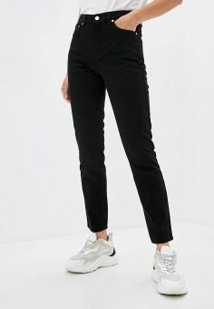Джинсы, United Colors of Benetton, цвет: черный. Артикул: UN012EWJZEQ7. Одежда / Джинсы / Узкие джинсы