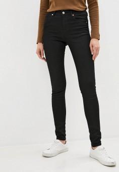 Джинсы, United Colors of Benetton, цвет: черный. Артикул: UN012EWJZER7. Одежда / Джинсы / Узкие джинсы