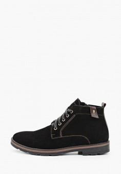 Ботинки, Valley, цвет: черный. Артикул: VA013AMGJUC0. Обувь / Ботинки